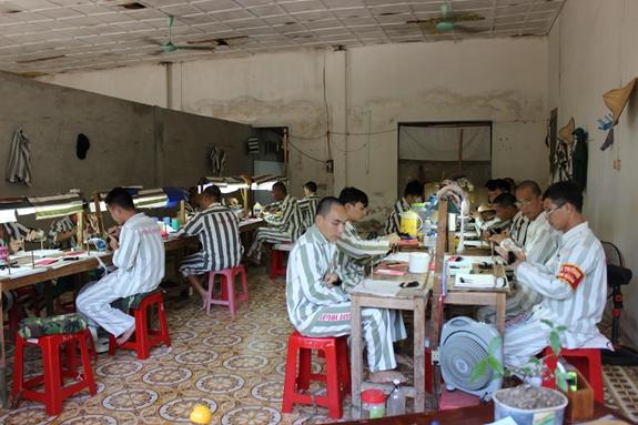 Việt Nam không có lao động cưỡng bức trong các trại giam